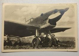 German postcard 'Unsere Luftwaffe'