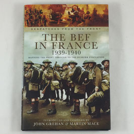 Book 'The BEF in France 1939 - 1940'