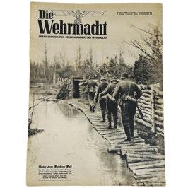 Die Wehrmacht - 1942 6. Jahrgang Nr. 24