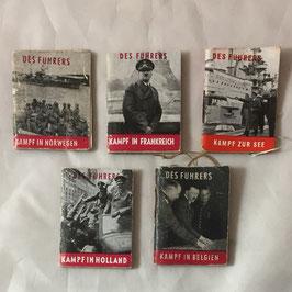Des Führers Kampf... - complete set