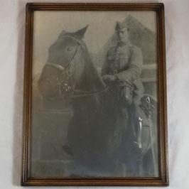 Belgisch soldaat - cavalerist