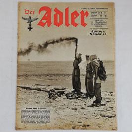 Der Adler N°22 3-11-1942