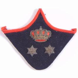 Belgisch leger - kraagstuk Luitenant