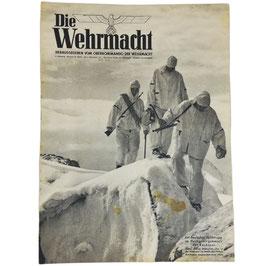 Die Wehrmacht - 1942 6. Jahrgang Nr. 23