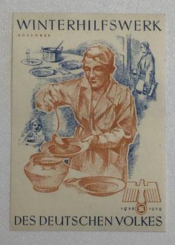 Freude durch das WHW 1938-39