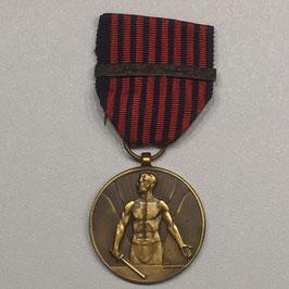 Belgian Volunteer Combatant's War Medal