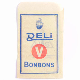 Verpakkingszakje 'Deli Bonbons'