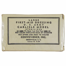 US Army – Large First-Aid Dressing