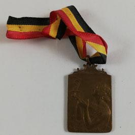 'Le Soir' - Jeux de Rome - 1930
