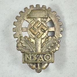 Nationalsozialistischer Reichsverband der deutschen Arbeitsopfer - Tinnie