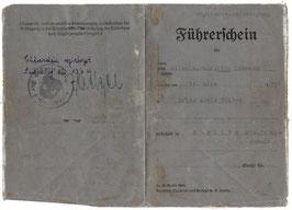 Führerschein' - civiel rijbewijs