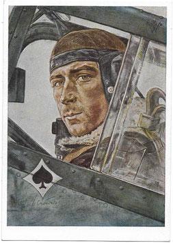 'Oberleutnant Mölders' - W. Willrich