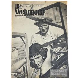 Die Wehrmacht - 1942 6. Jahrgang Nr. 22