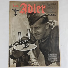 Der Adler N°22 2-11-1943