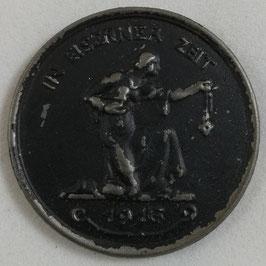 Notmedaille 1916 Deutschland In eiserner Zeit