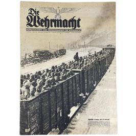 Die Wehrmacht - 1942 5. Jahrgang Nr. 23