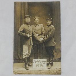 Feldzug 1914