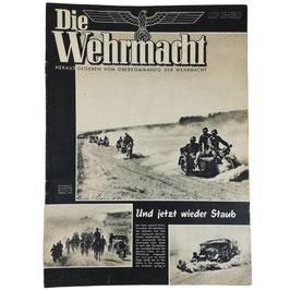 Die Wehrmacht - 1942 6. Jahrgang Nr. 13