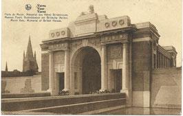 Yper - Meenen Poort - Gedenkteeken der Britische Helden