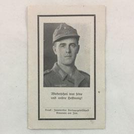 Deathcard of 'Otto Hofmann'