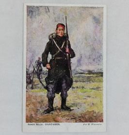 Armee Belge - Fantassin