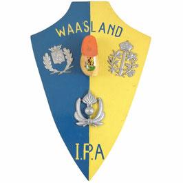 Rijkswacht - Gemeentepolitie - Verbroedering IPA Waasland