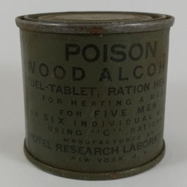US Army - Wood Alcohol