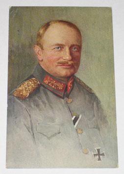 Postcard - 'S.M. König Friedrich August van Sachsen'
