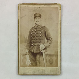 CDV One french soldier