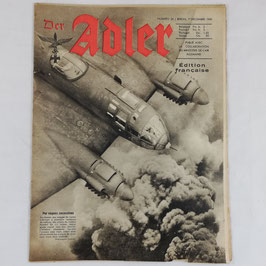 Der Adler N°24 1-12-1942
