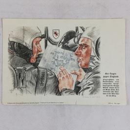 Druk van Wolf Willrich - Sie fliegen gegen England 1940