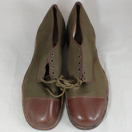 Canadian Army Shoes