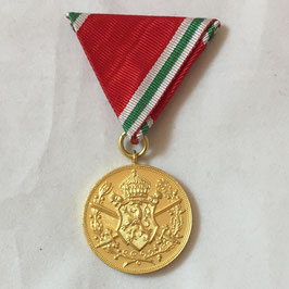 Kingdom of Bulgaria - Commemorative Medal for the War of 1915-1918