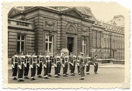 Belgisch leger - wacht van het Koninklijke Paleis