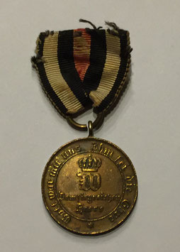 War Commemorative Medal of 1870 / 1871