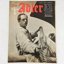 Der Adler N°18 8-9-1942