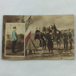 French Postcard 'L'armée Française'