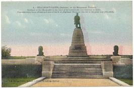 Beaumont - Hamel (Somme) - Le Monument Ecossais