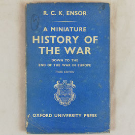 A miniature history of the war - 1945