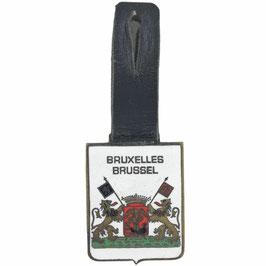 Belgische politie - 'Bruxelles / Brussel' - borsthanger
