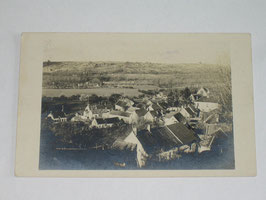 Postcard 'Unknown village'