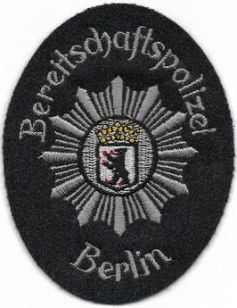 Bereitschaftspolizei - Berlin - patch