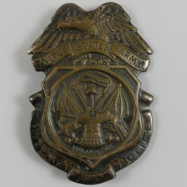 United States Army Military Police Badge