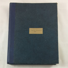 Bound editions of 'The War Illustrated' - 1939/1940