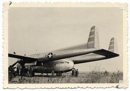 USAF - Fairchild C-119 'Flying Boxcar'