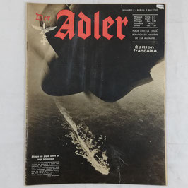 Der Adler N°9 5-5-1942