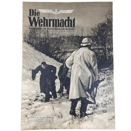 Die Wehrmacht - 1942 6. Jahrgang Nr. 3