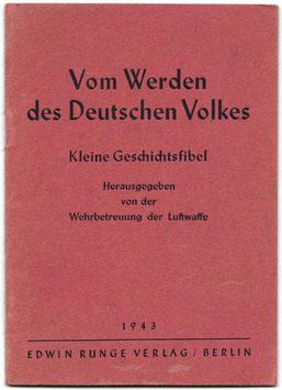 Vom Werden des Deutschen Volkes