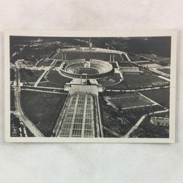 German postcard 'Gesamtansicht Reichssportfeld'
