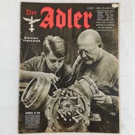 Der Adler N°2 27-1-1942